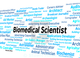 Biomedical Scientist Means Science Employment And Words License