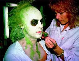 beetlejuice makeup 1988 by oldwhitelincoln in horrorhouse