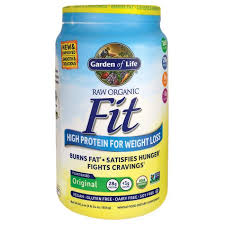 garden of liferaw organic fit high protein for weight loss original