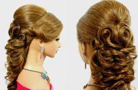 Prom Hairstyle Picture prom hairstyle for long hair tutorial youtube 4698 by stevesalt.us