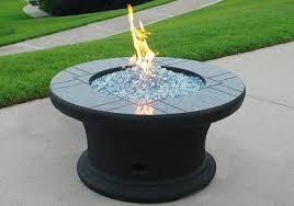 fire pit glass austin tx