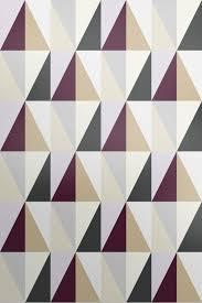 geometric wallpaper designer bold