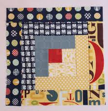 Log Cabin Quilt Patterns Simple You Can't Miss This FREE QuiltinaDay Log Cabin Tutorial