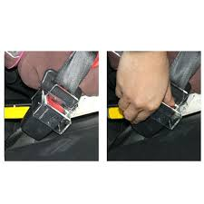 seat buckle protector car
