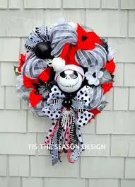 Jack Skellington Decorations Halloween Jack Skellington Decor Jack Skellington Nightmare Before