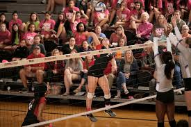 Volleyball Word Chloe Patton Womens Volleyball University Of The