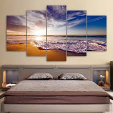 Canvas Wall Art Pictures <b>Modern</b> Framework Living Room Home ...