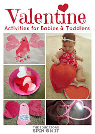 A baked by melissa valentine's day gift box for your partner who always has a sweet tooth: Hands On Valentine S Day Activities For Babies And Toddlers