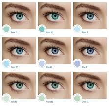 Acuvue 2 Opaque Color Chart Patient Information Enhancement Tint Visualizer Alden Optical