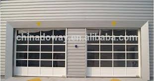 gl panel garage door gl panel garage door cost