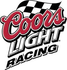 Coors Light Racing Logo Vector (.EPS) Free Download