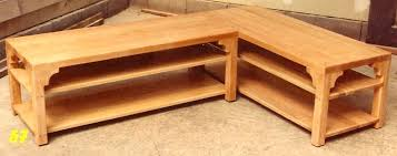 l shaped coffee table large size agreeable table of easy inspirational home  decorating with l shaped . l shaped coffee table ...