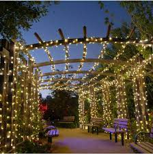 outdoor battery fairy lights 400 leds 40m