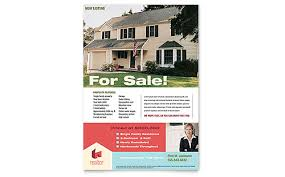 real estate flyer templates real estate agent flyers templates graphic designs