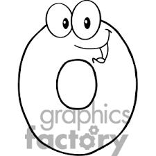 zero clipart black and white. Wonderful And Clipart Info With Zero Black And White L