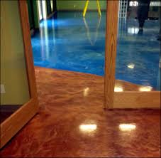 Acid Staining Concrete Installation Concrete Acid Stained Services