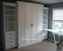 home office with murphy bed. Closet: Murphy Bed With Side Closet Home Office Upgrade Beds Queen Size Door