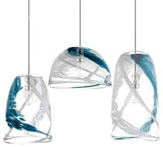 best modern blue glass pendant lights nice fixture pattern shape motive magnificent ideas blue pendant lighting