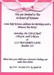 Lunch Party Invitati Great Birthday Lunch Invitation Birthday