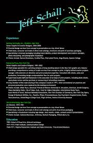 Creative Graphic Design Resumes Graphic Designer Resume Httpwwwresumecareergraphic 6