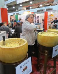 fancy food show new york 2015. surrounded by cheese fancy food show new york 2015