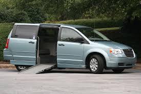 handicap ramps for minivans. ams legend side entry wheelchair van conversion handicap ramps for minivans o