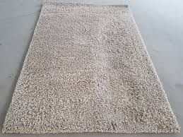 ikea hampen rug high pile carpet beige east coast marine parade