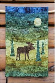 Moose Crossing Quilt Pattern With Buttons Included | Patterns, By ... & Moose Crossing Quilt Pattern With Buttons Included | Patterns, By and Moose Adamdwight.com