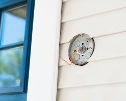 install outdoor wall light outdoor lighting ideas rh jkoffset com adding an outdoor wall light mounting