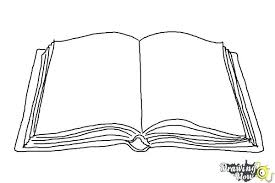 how to draw books step by step how to draw an open book step 6 how how to draw books