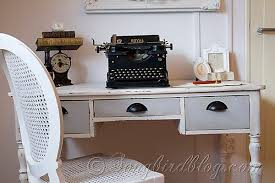 furniture painted with chalk paintAnnie Sloan Chalk Paint review
