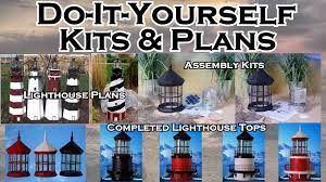 We were the first organized database of free woodworking plans online. Lawn Lighthouse Kits And Plans The Lighthouse Man