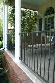 tips for painting stairway railings best paint wrought iron railing rusty fence the cost estimate of