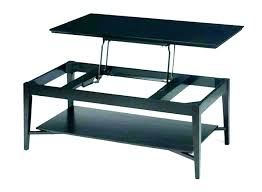 fold up coffee table hinges flip top tables ottoman for ikea