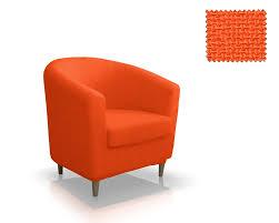 bi elastic cover for tullsta tub chair niger model with regard to housse divan ikea