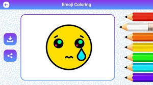 In addition, the kid is carried away and does not bother his mother while she does her business. Emoji Coloring Pages For Kids Coloring Master Free Download And Software Reviews Cnet Download