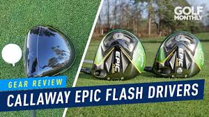 callaway epic flash drivers gear