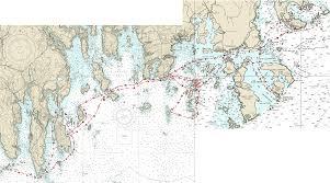 Downeast Tide Chart Topkayaker Net To The Ocean Kayaking Downeast Maine