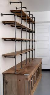 diy pallet iron pipe. Gorgeous DIY Pipe And Wood Shelves 17 Best Ideas About On  Pinterest Diy Diy Pallet Iron Pipe