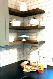 kitchen shelves wall mounted kitchen wall mounted corner shelf
