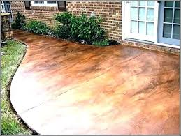 painting concrete porch best paint for h outdoor and painted patio home decoration how to can