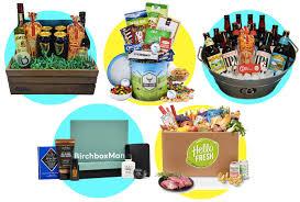 best gift baskets for men 2019 beer sports food mens gift basket