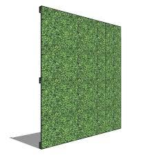 artificial green walls planters