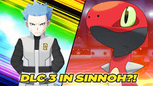 Pokemon Sword And Shield DLC - Potential Leak : DLC 3 In Sinnoh?! - YouTube
