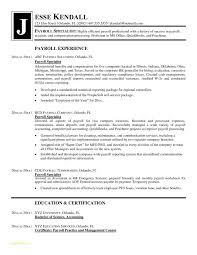 Fake Resume Cool Resume Template Payroll Accounts Payable Resume Templates And Fake