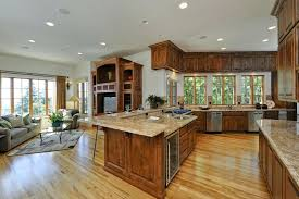 kitchen island from stock cabinets splendid building kitchen island from stock cabinets with waterfall granite edge kitchen island from stock cabinets
