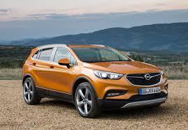 Opel Grandland X, Crossland X and Mokka X: Joining the SUV Madness