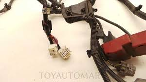 toyota yaris engine wiring harness l at  08 toyota yaris engine wiring harness 1 5l at 03 08