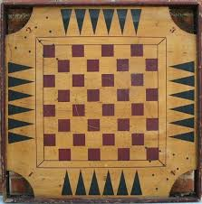 Antique Wooden Game Boards 100 Best Gameboards Images On Pinterest Prim Decor Primitive 4
