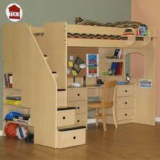 kids loft bed with stairs. Perfect With Kids Bed Design  Study Area In One Bunk Loft Beds With Stairs Chair  Chevron Covering Manufacturing Kids Loft Beds With Stairs A Trundle  Intended